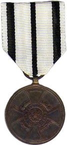 Retired Medal